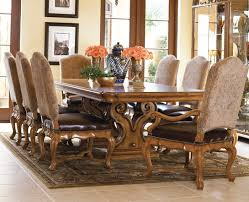 dining room outstanding thomasville dining room set thomasville cane back dining chairs wooden dining table