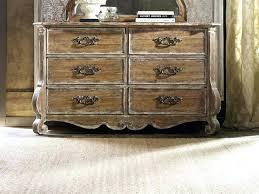 Pecan Furniture Hooker Furniture Pecan Double Dresser Pecan Wood Furniture  Bedroom