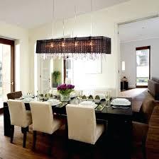 dining table chandelier rectangle crystal room modern pendant lights light fixtures drop hanging chandelier over dining room table two chandeliers