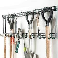 hanging tool rack space saving tool