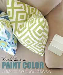 how to choose a paint colorLiveLoveDIY How To Choose Paint Colors 5 Tips To Help You Decide