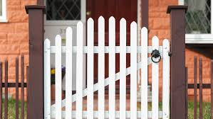 hanging a gate how to hang a wooden gate hanging a garden gate diy doctor