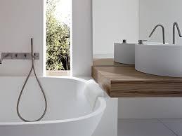 Bathroom: Contemporary Japanese Bathtub From Rexa Design - Bathtubs