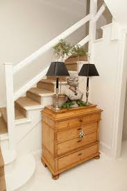 portland stair runner carpet with glass shade staircase traditional and sisal rug antique dresser