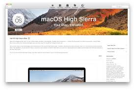Mac Appstore How Can I Download Macos High Sierra S Full