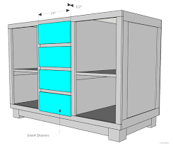 free kitchen cabinet plans diy. full size of kitchen:extraordinary diy kitchen island plans step 9 insert drawer boxes copy large free cabinet t