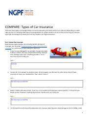 What type of auto coverage is mandatory in nearly every. Ngpf Compare Auto Loans Answer Key Teacher Tip Compare Types Of Car Insurance Blog Leave A Like The Dislikes Are Only From The Ngpf Staff Who Are Trying To Take