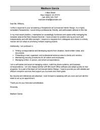 Example Of Cover Letter Sample Pdf Letter Sample Collection
