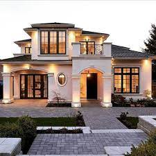 65 atemberaubende moderne Dream House Exterior Design-Ideen | House designs  exterior, Dream house, House exterior