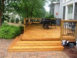 Best Garden Patios Decks Ideas Home Designs Insight - Exterior decking materials
