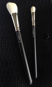 mac cosmetics without a doubt has high quality make up brushes i wanted to show how spending a little more on two brushes that will last you forever is