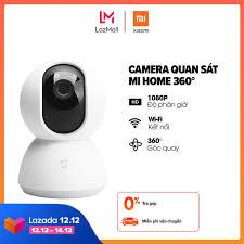 FREESHIP] Camera giám sát Xiaomi Mi Home 360 độ 1080P l Thẻ nhớ Micro SD hỗ  trợ 64GB l Hỗ trợ kết nối wifi l HÀNG CHÍNH HÃNG Xiaomi - Giangon.net