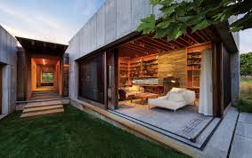 modern home architecture stone. Concrete Home Modern Architecture Stone E