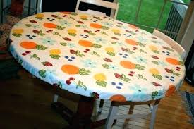 plastic elastic table covers round table cover elastic plastic table covers with elastic clear elastic round