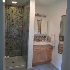 ... Epic Images Of Small Bathroom With Shower Stall Design And Decoration  Ideas : Incredible Picture Of ...