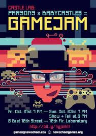 Games Development Poster Creating
