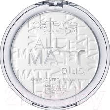 Catrice All <b>Matt</b> Plus Shine Control <b>Powder</b> тон 001 (10г ...