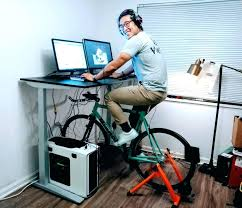 diy stationary bike stationary bike desk table charming stationary bike desk stationary bike desk chair stationary