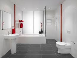 Bathrooms with Grey Colour Schemes