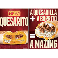 taco bell menu 2013. Simple Taco Taco Bell Quesarito On Menu 2013 P