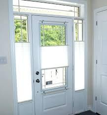 front door window covering ideas entry door curtains best door window covering ideas on kitchen valence