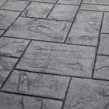 Stamped Concrete Patterns For Sale