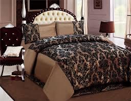 brown duvet cover type