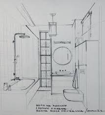 bathroom interior design sketches. Modren Interior Sketch Of The Bathroom On Bathroom Interior Design Sketches A