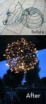 decorating pumpkins outdoor led hanging chandelier chandeliers and weddings belle the solar