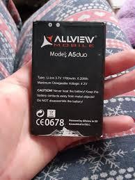 Baterie Allview A5 duo Falastoaca • OLX.ro