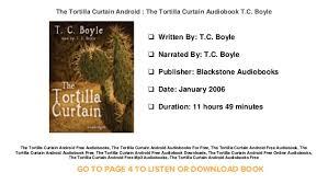 tortilla curtain book review org tortilla curtain book savae org