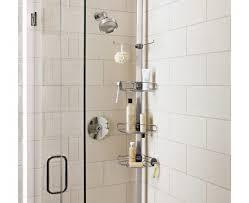 bathroom shower caddy home design plan