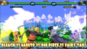 BLEACH VS NARUTO MODDED MUGEN ANDROID [250MB DOWNLOAD] - YouTube