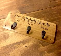 Family Coat Rack Personalised Family Coat Rack Old And Kwerky 2