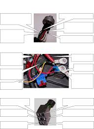 page 7 of swisher lawn mower zt2560 user guide manualsonline com wire identification at switches