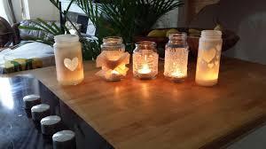 Decorating Jam Jars For Candles Jam Jar Candle Or Tea Light Holders Hannahh100 84