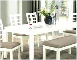 wood dining table with bench wooden and best of set corner outdoor cor