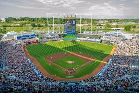 Royals Stadium Seating Chart Kauffman Stadium Kansas City Royals Ballpark Ballparks Of