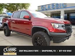Used Chevrolet Colorado for Sale in Fort Worth, TX (with Photos ...