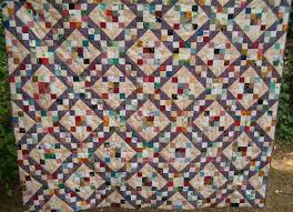 Quilts N Things: Scrappy Jacob's Ladder & Scrappy Jacob's Ladder. I made this quilt 2 or 3 years back. Another lady  on Stashbuster, Stephanie, was gifted a shoebox of scraps from someone else. Adamdwight.com