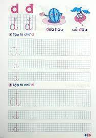 Sách Tập Tô Chữ Mẫu Giáo Dành Cho Trẻ 5-6 Tuổi - FAHASA.COM