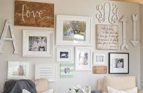 Picture Collage Ideas For Living Room Wall