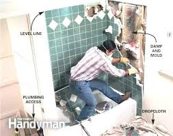 bathroom tile removal fancy removing tile from bathroom wall removing bathroom tiles removing tile from wall