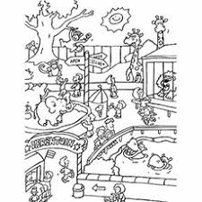 There unique sheets and pictures of different animals in hd quality. Top 25 Free Printable Zoo Coloring Pages Online