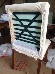 lazy liz on less how to build and upholster dinning chairs