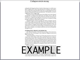 collapse enron essay essay service collapse enron essay disclaimer this essay has been submitted by a student this is