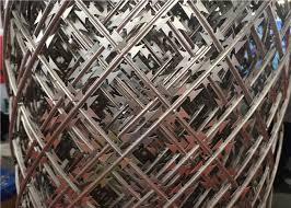 hot dipped galvanized welded razor