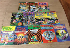 lot of 12 fabulous furry freak brothers fat fred s cat underground 1837127651