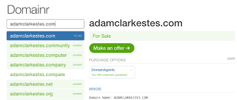 How To Buy A Domain How To Buy Your Personal Domain Name Before Some Dumb Troll Does