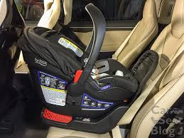 the carrier can be installed using the european belt guide on the back of seat just below the release handle making the endeavours rideshare ready